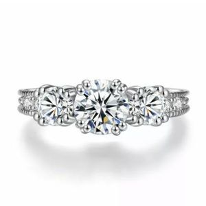 Diamond Wedding Anniversary Band Sterling Silver